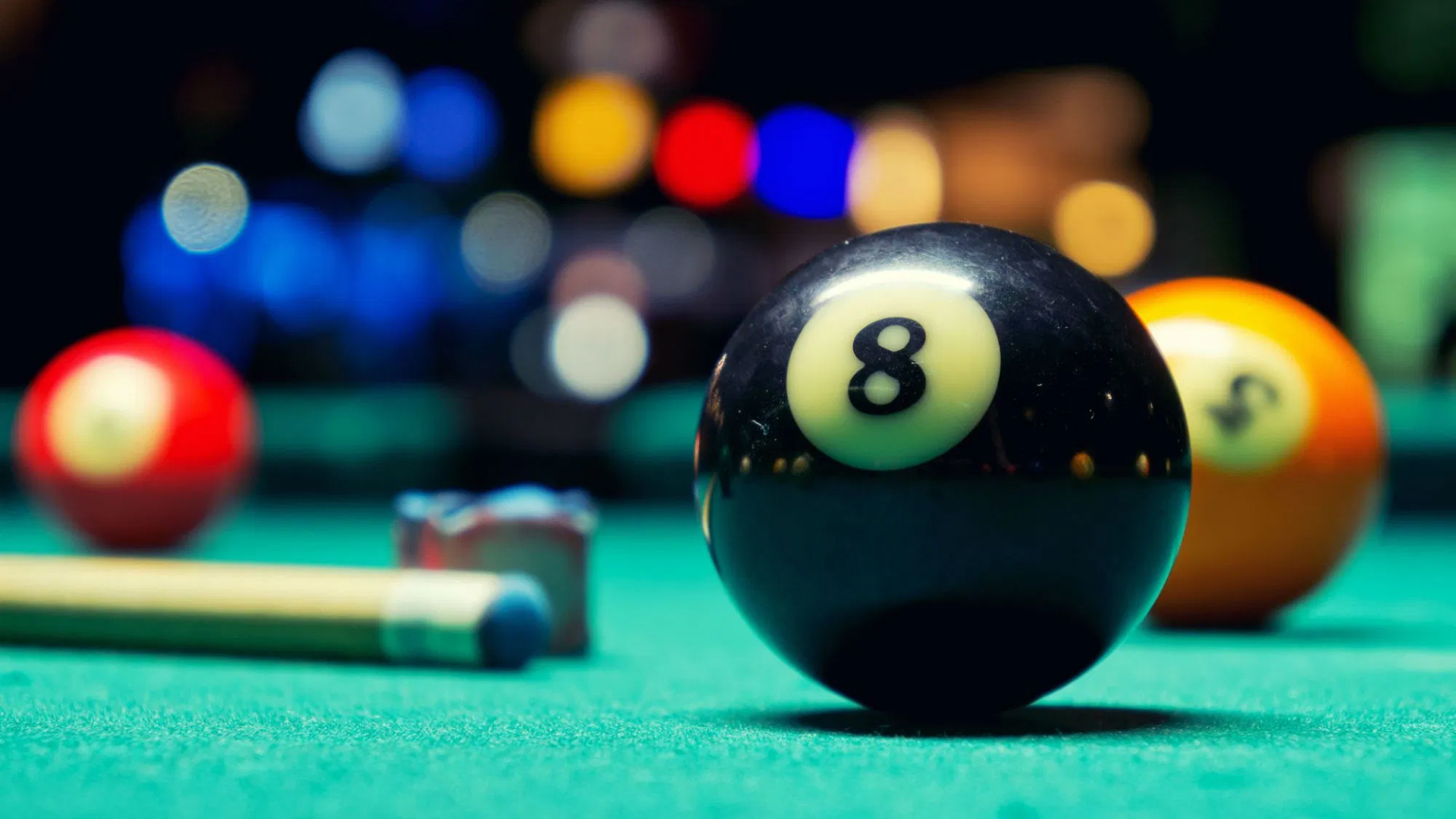 free Pool and Billiards games