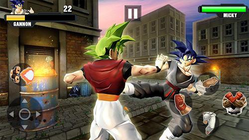 Super power warrior fighting legend revenge fight for Android