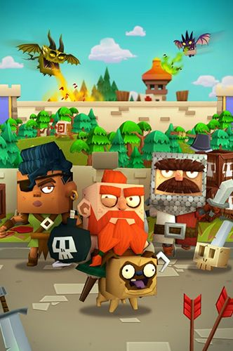 Kingdoms of heckfire for iPhone for free