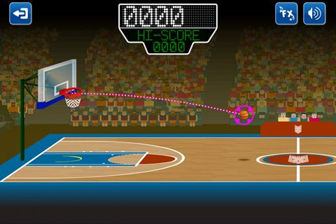 Basketmania: All stars for iPhone