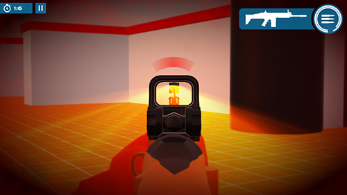 FPS-Spiele ASSRT: Agents of secret service recruitment test auf Deutsch