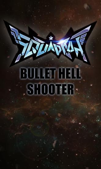 Squadron: Bullet hell shooter Screenshot