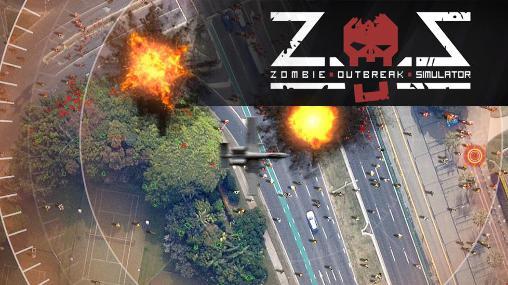 Zombie outbreak simulator скриншот 1