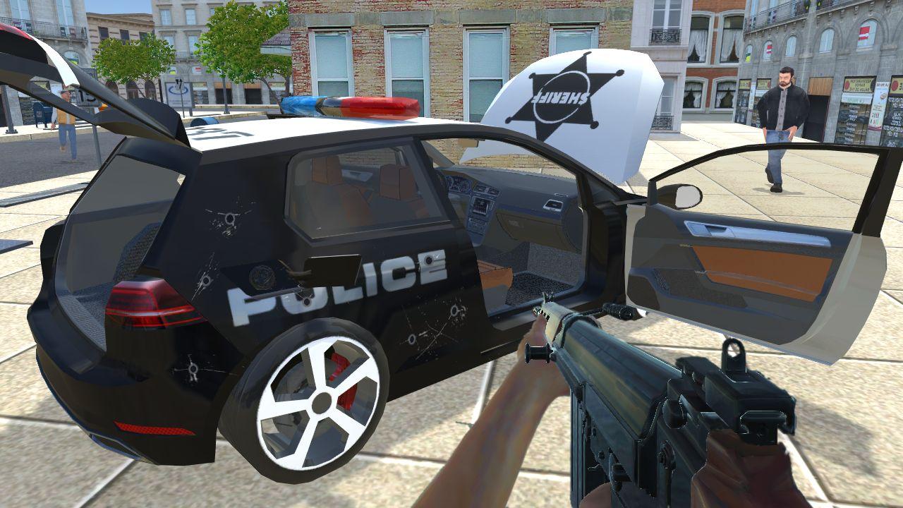 City Crime Online für Android