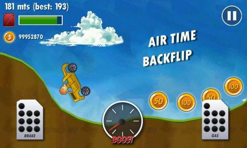 Mountain climb racer скриншот 4