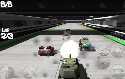 Battle cars: Action racing 4x4 для Android