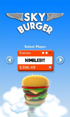 Sky Burger Screenshot