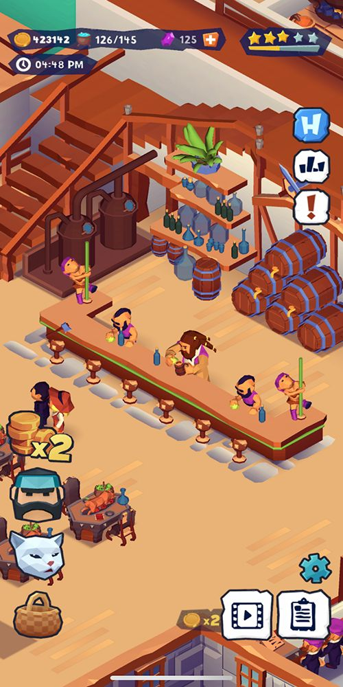 Idle Inn Tycoon for Android