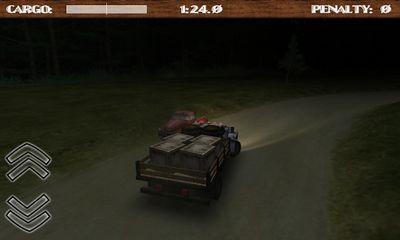 Dirt Road Trucker 3D скриншот 4