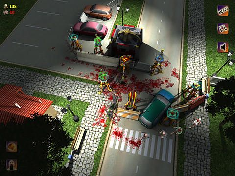 Zombies coming for iPhone
