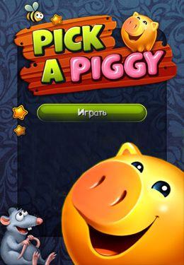 logo Pick a Piggy