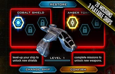 Jogos de arcade: faça o download de Quantum Galáxia para o seu telefone
