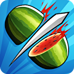Fruit ninja fight Symbol