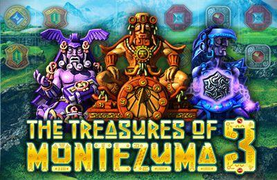логотип Сокровища Монтесумы 3