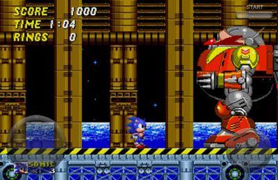 Sonic der Igel 2 auf Deutsch