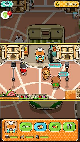 Arcade-Spiele: Lade Essens-Truck Pop: Der Koch auf dein Handy herunter