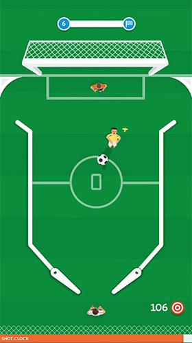 アーケード: 電話に サッカー・ピンボール・プロをダウンロード