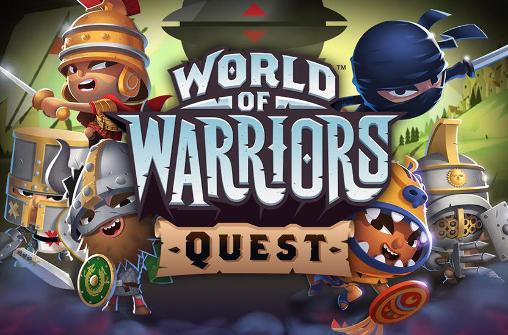 World of warriors: Quest captura de pantalla 1