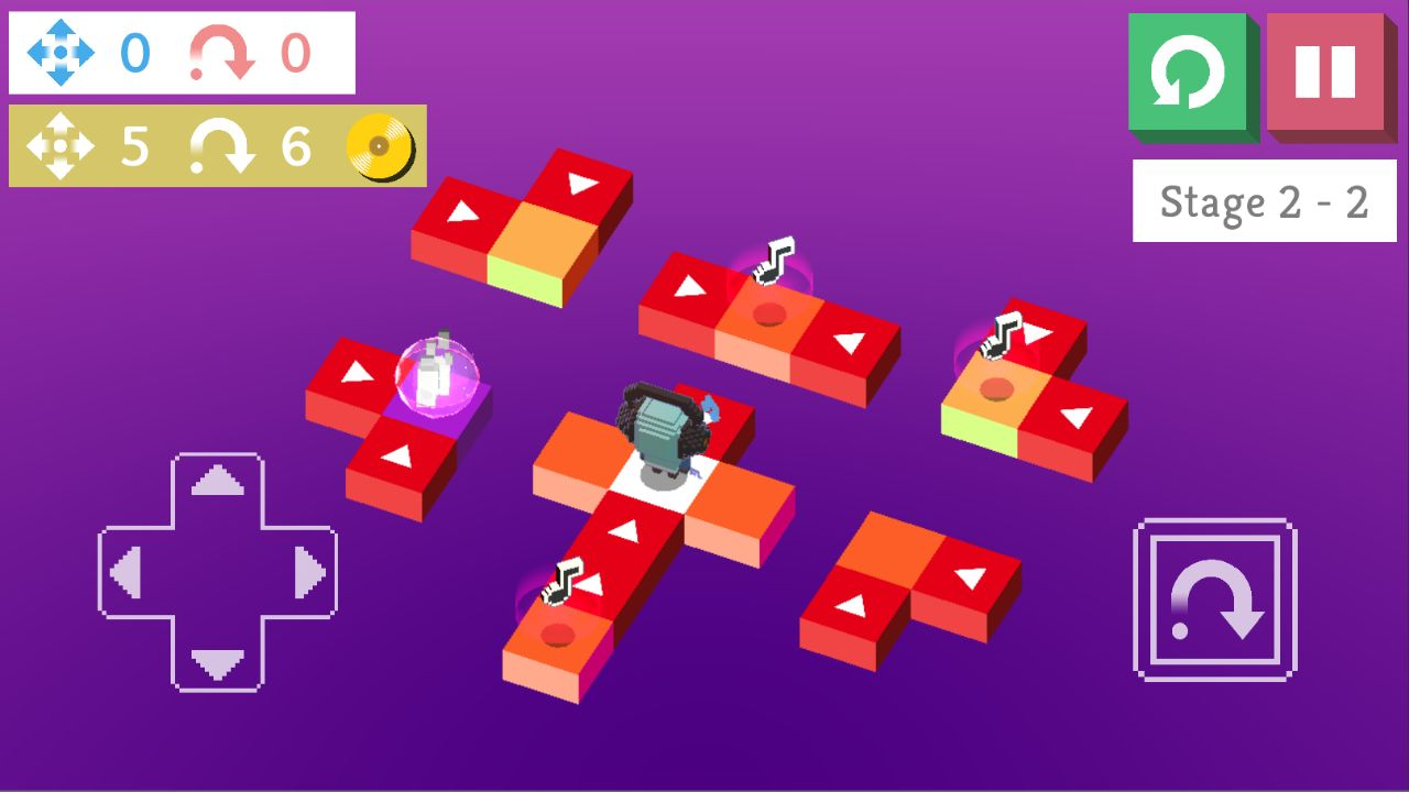 Chill Hop Quest: A Lo-Fi Driven Puzzle Game para Android