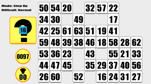 63: Counting number puzzler für Android