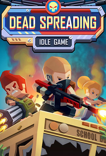 Dead spreading: Idle game Screenshot