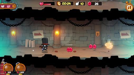 Thief Lupin 2: The legendary treasure screenshot 1