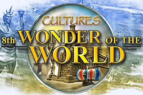 logo Cultures: 8th wonder of the world