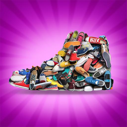 Sneaker Art! Symbol
