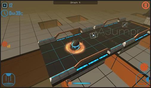 Arcade-Spiele AJumpr für das Smartphone