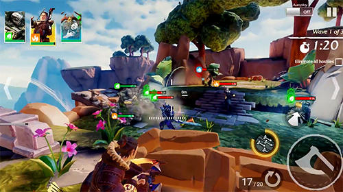 Forged fantasy Screenshot