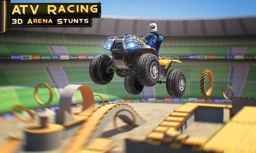 ATV racing: 3D arena stunts icon