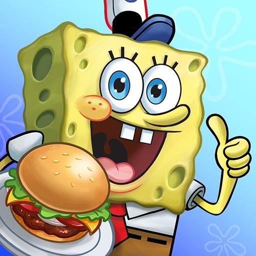 SpongeBob: Krusty Cook-Off ícone