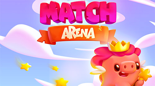 Match arena: Duel the kings of puzzle games Screenshot