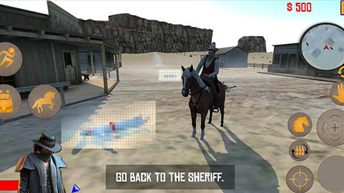 Old west: Sandboxed western для Android