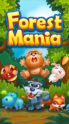 Forest mania screenshot 1