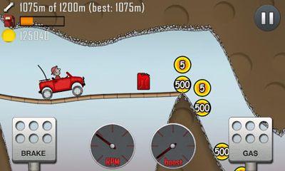 Hill Climb Racingукраїнською