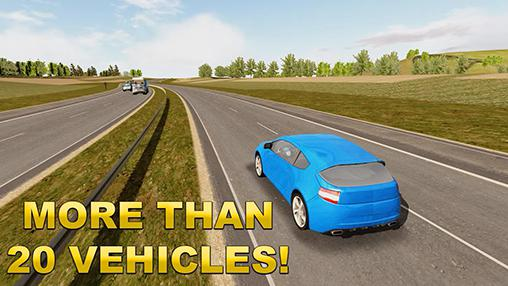 Just drive simulator pour Android