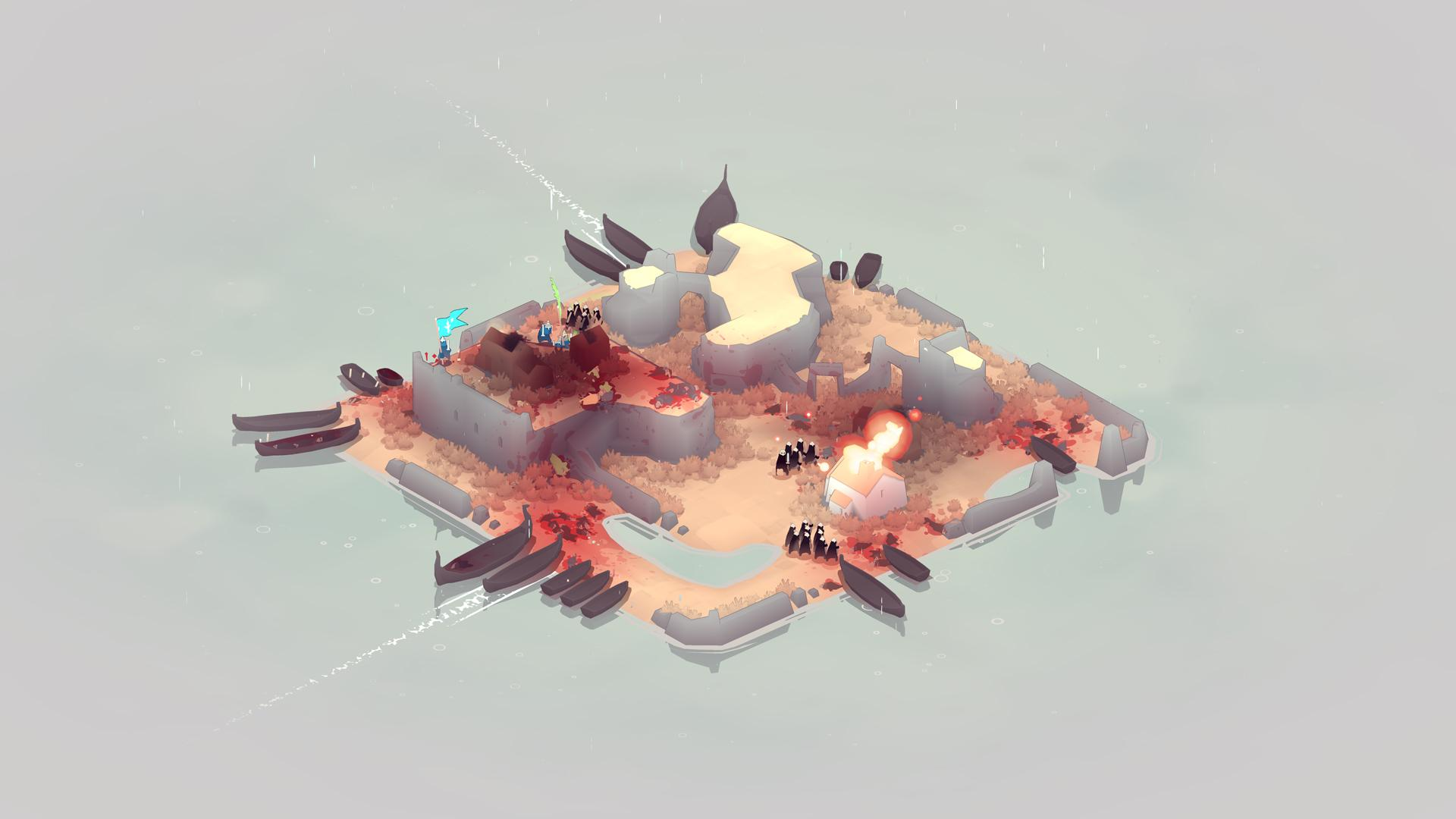 Bad North: Jotunn Edition capture d'écran 1
