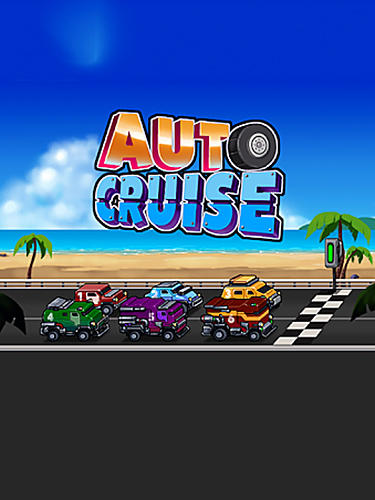 Auto cruise: Idle car merger Screenshot
