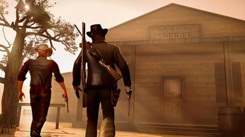 Wild West gunslinger cowboy rider screenshot 4