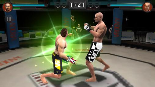 Brothers: Clash of fighters für Android
