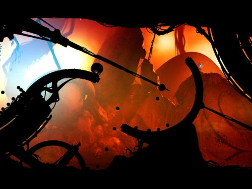 Badland screenshot 3