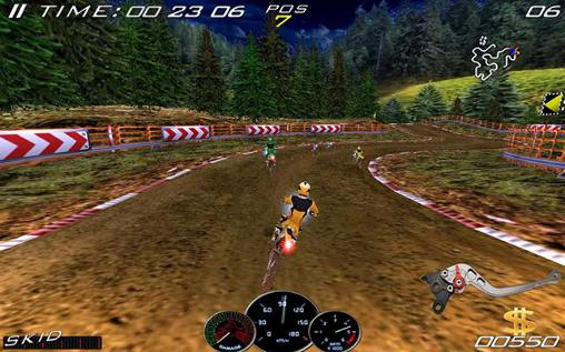 Ultimate motocross 3 capture d'écran 1