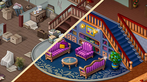 Mansion blast para Android