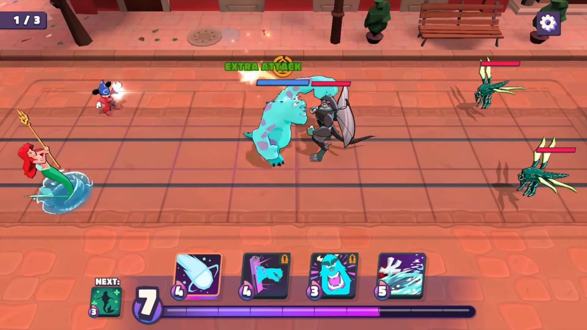 Disney Sorcerer's Arena para Android