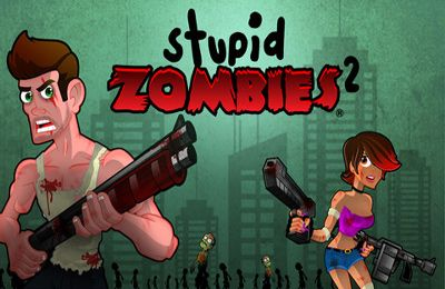 logo Zombies estúpidos 2