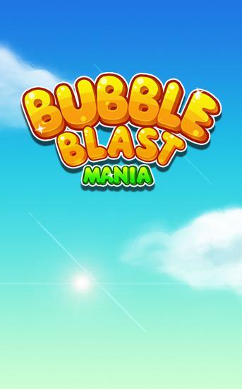 Иконка Bubble blast mania