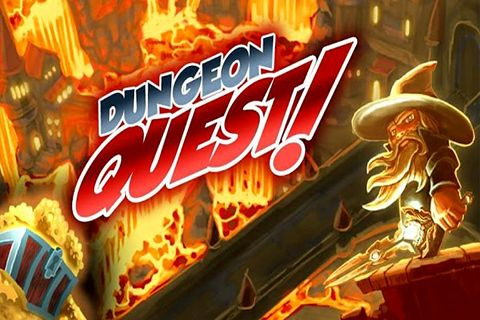 logo Dungeon Quest