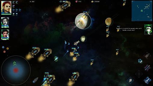 Star nomad 2 capture d'écran 1