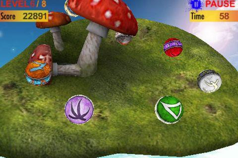 Screenshot Libra: Fantasie des Gleichgewichts auf dem iPhone